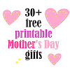 Free Mother's Day Printables: