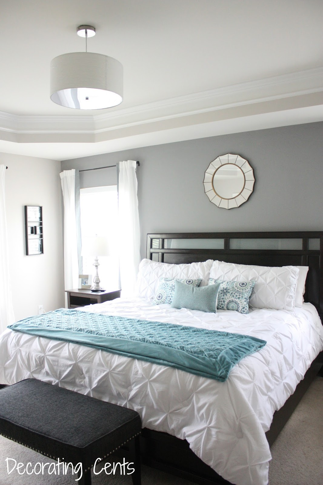Decorating Cents: Master Bedroom Source List