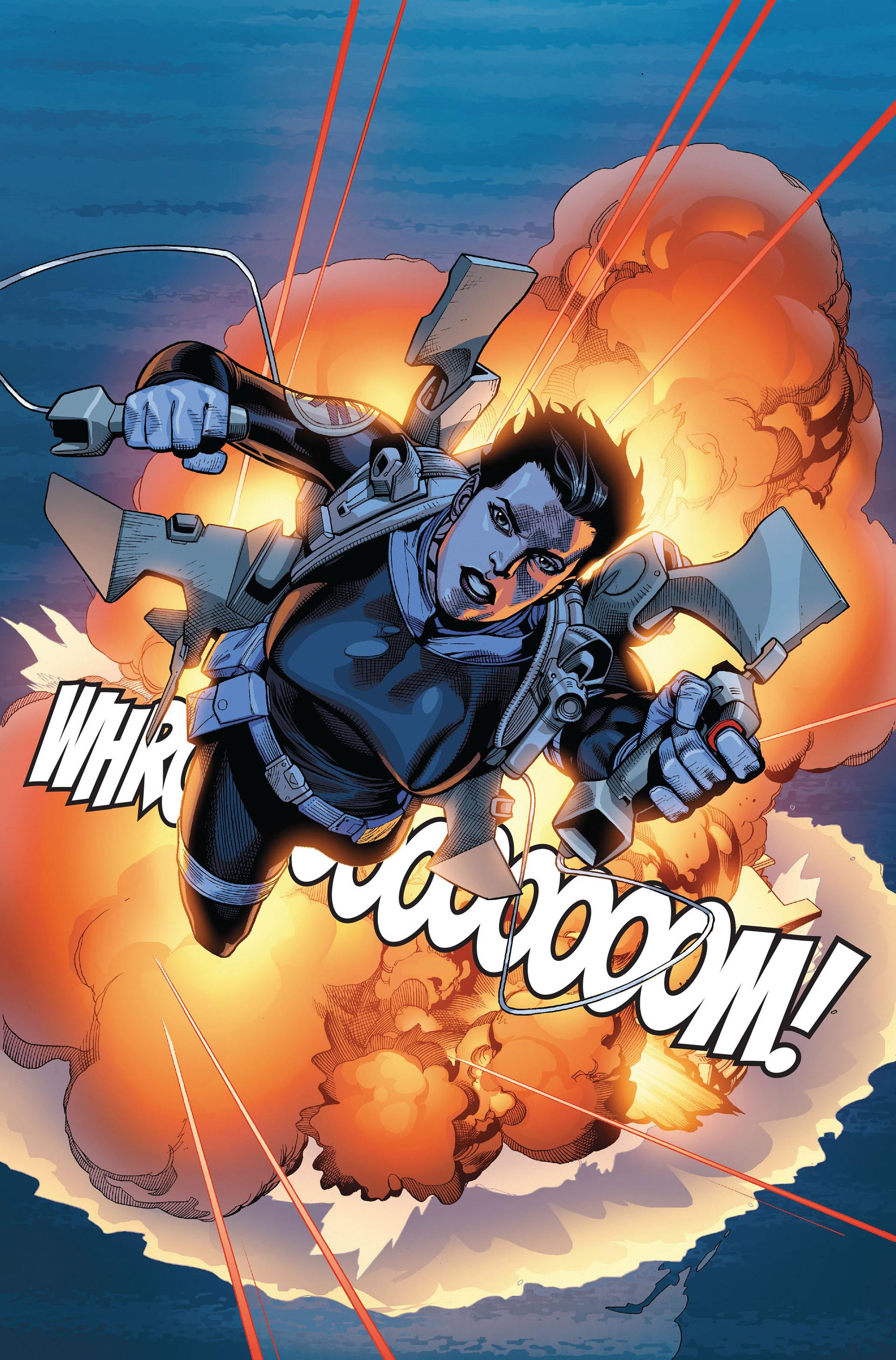 Read online Secret Invasion comic -  Issue #5 - 14