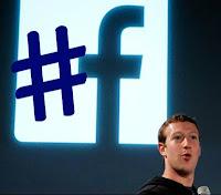 facebook usa hashtag