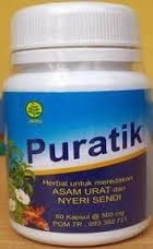 JUAL PURATIK HERBAL ASAM URAT DAN REMATIK HERBAL INSANI ...