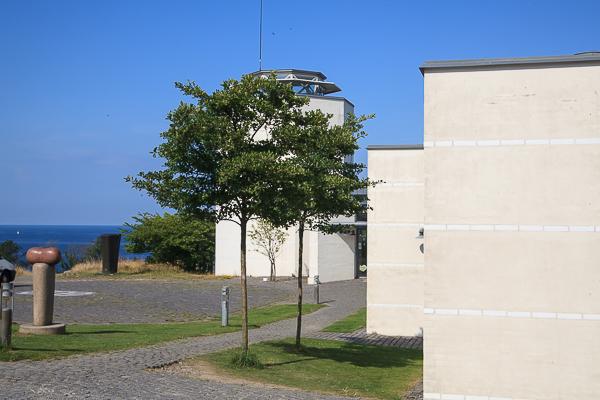 Amalie loves Denmark Bornholmer Kunstmuseum am Meer