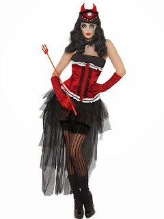 Halloween Costumes for Women, Diablas, Part 2