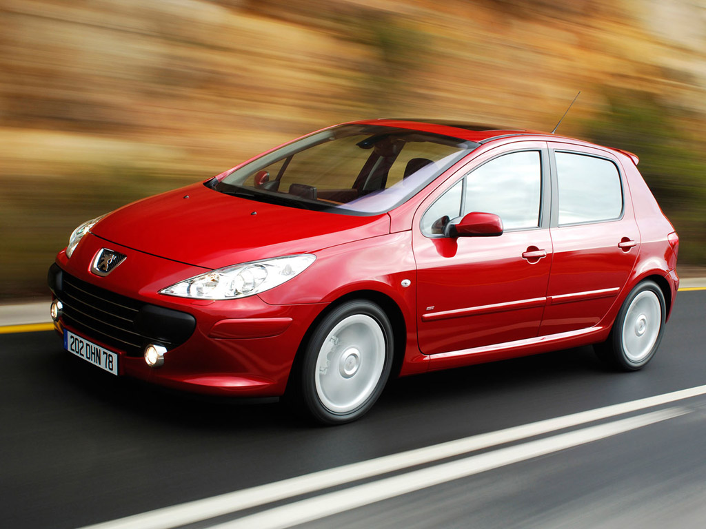 peugeot 307 je wallpapers - photo #32