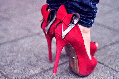 صور احذية كعب عالي