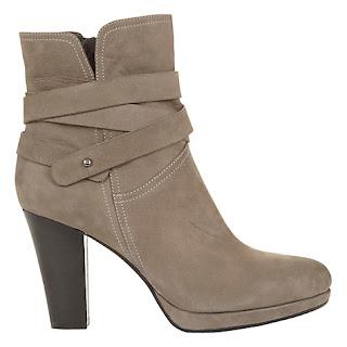 Mint Velvet Sasha Crossover Strap Detail Ankle Boots