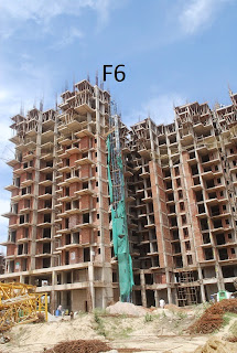 Amrapali Terrace Homes :: Construction Update f6