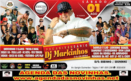 ODILON CLUB BREGA MUSIC - PRÉ  ANIVERSÁRIO DO DJ MARKINHOS.