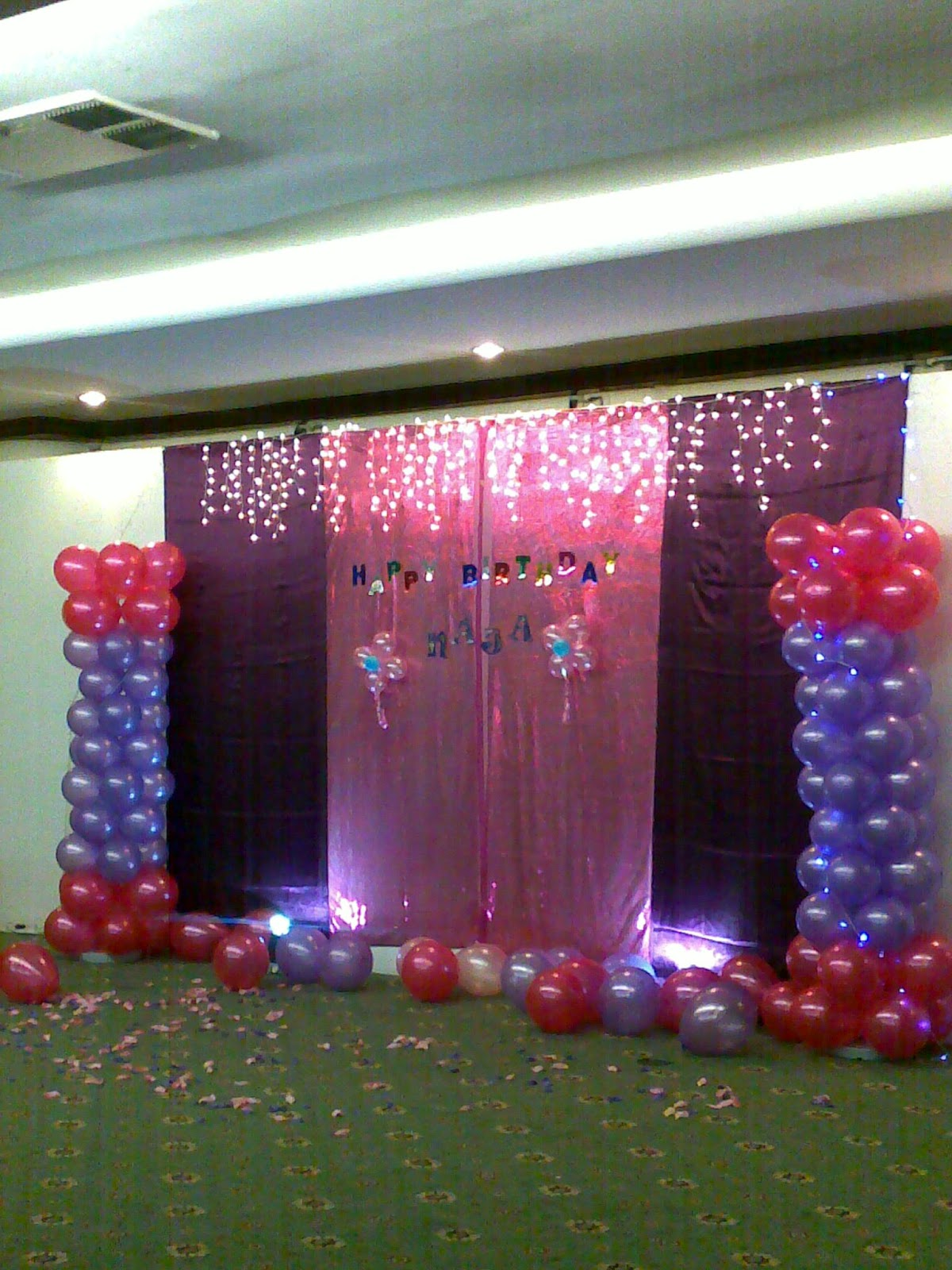 21st birthday party decorations malaysia petite d party for 21st birthday decoration packages