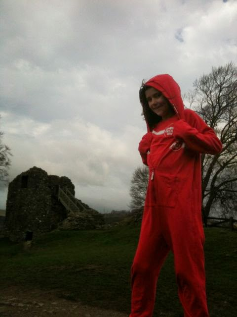 Sports Relief at Kendal Castle