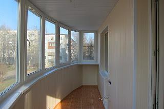 Остекление утепление и отделка балконов - алматы - другие ус.