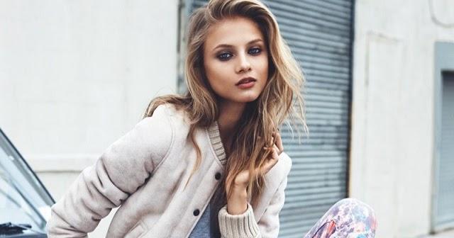 Mango Fall/Winter 2013 Lookbook featuring Anna Selezneva ...