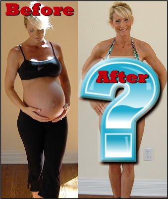 before%2Band%2B6%2Bmonths%2Bpost Post Baby Body: My 6 Month Results