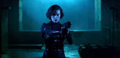 Resident Evil Retribution lista para disparar