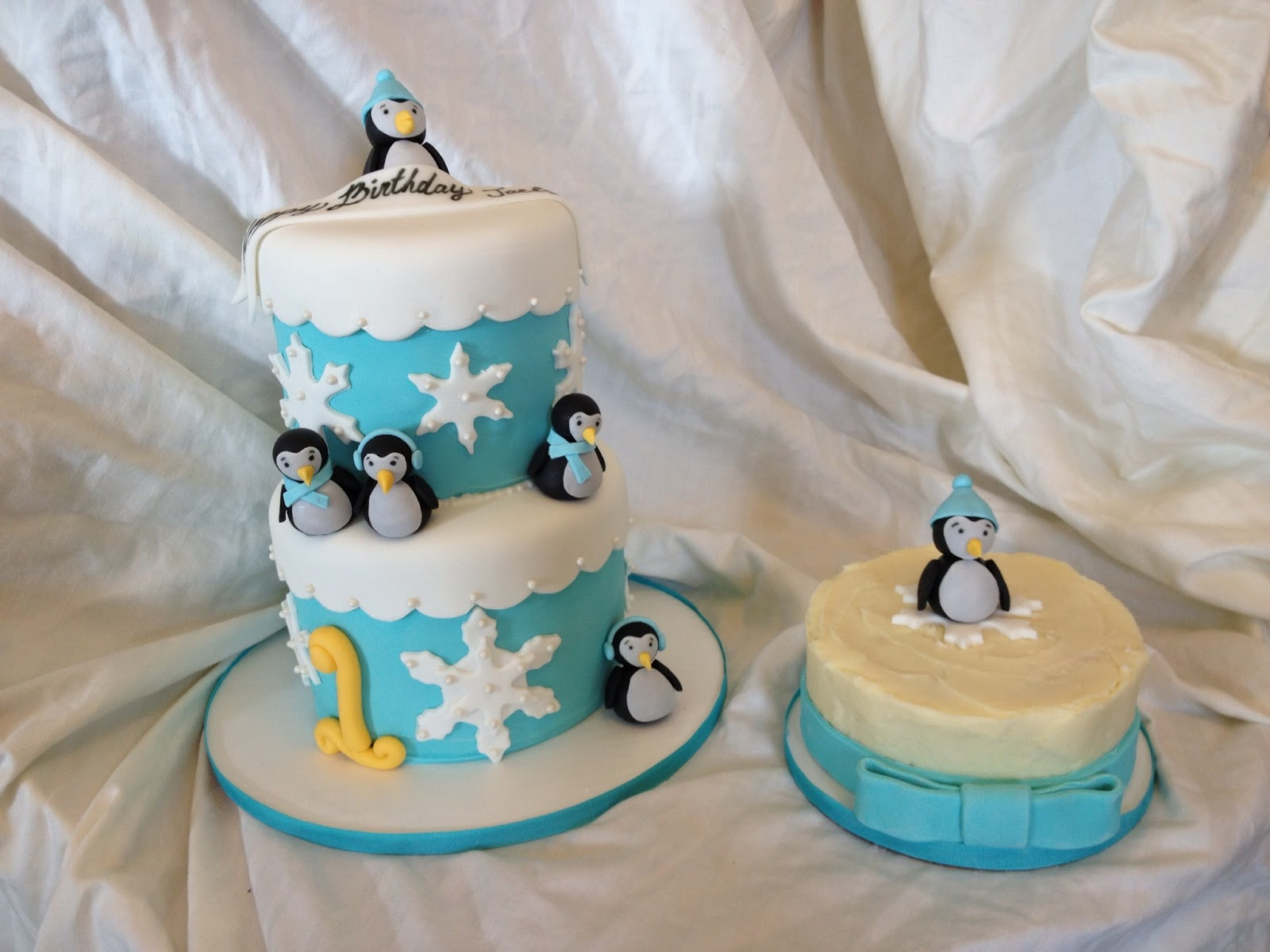 Sweets By Sokuntea Winter Wonderland Cake