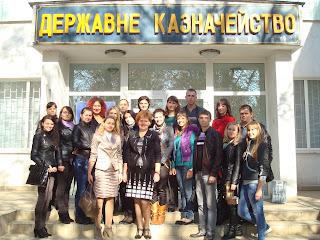 День відкритих дверей на базі Головного управління Державної казначейської служби України в Миколаївській області.