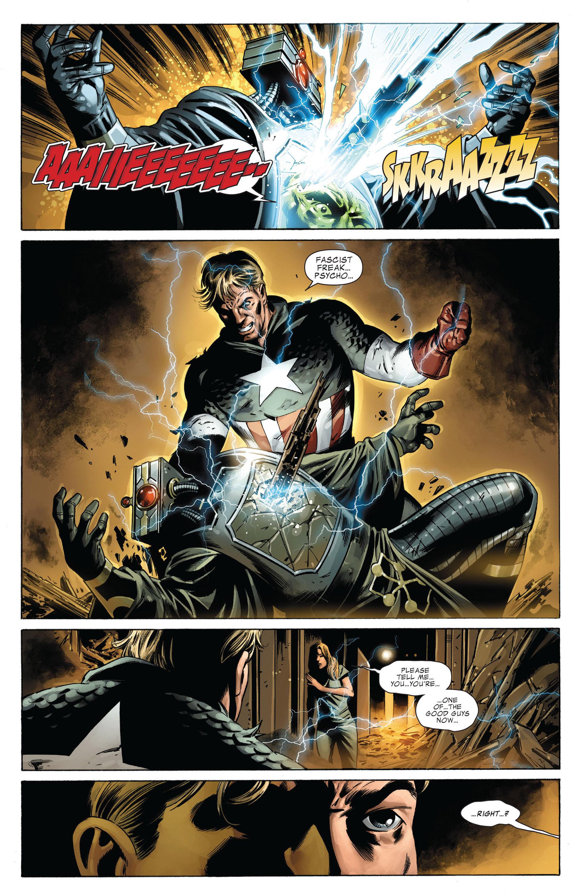 Captain America (2005) Issue #42 #42 - English 18