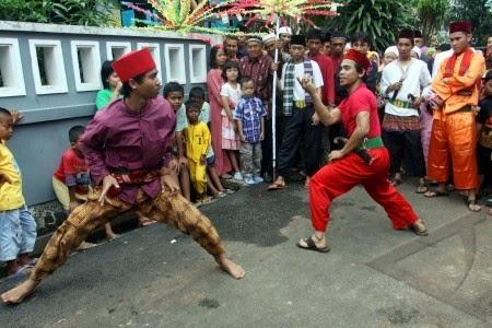 Tradisi Palang pintu, Menegangkan Tapi Lucu | HORIZON BUDAYA