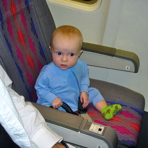 Airline baby ban. Perry Hall Patch: Air travel