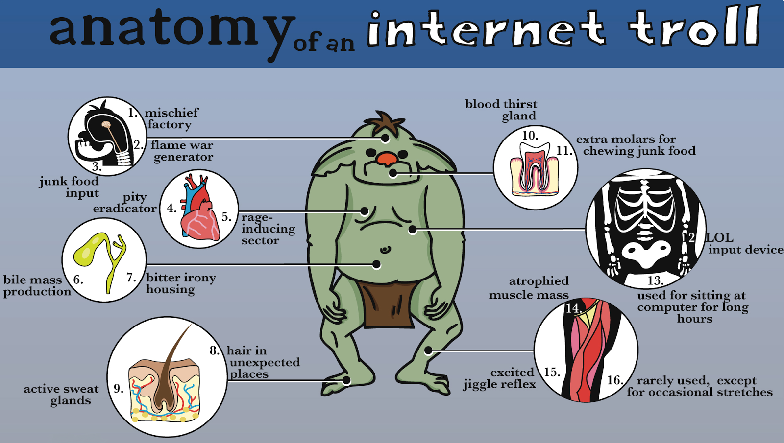 That Liam Person: On Internet Cynicism and How to Spot a Troll