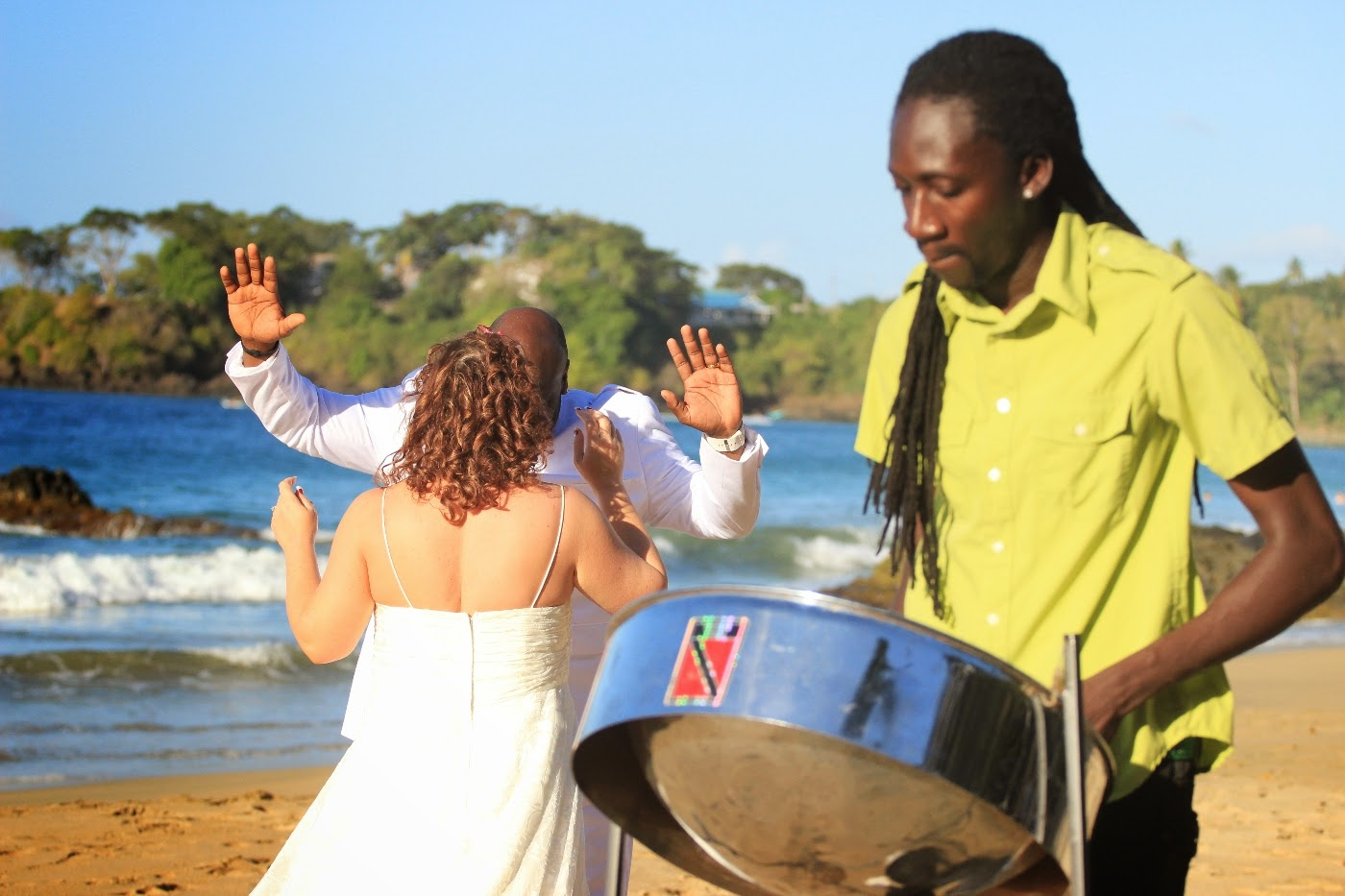 Destination Beach Weddings in Tobago