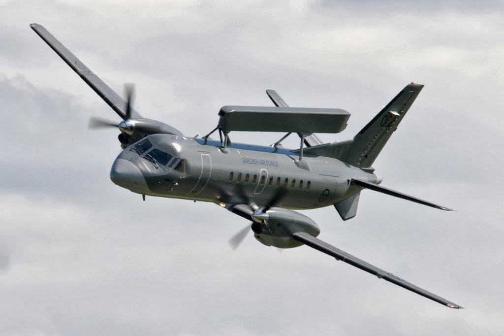 Radar Terbang untuk Perkuat Perang Udara TNI AU