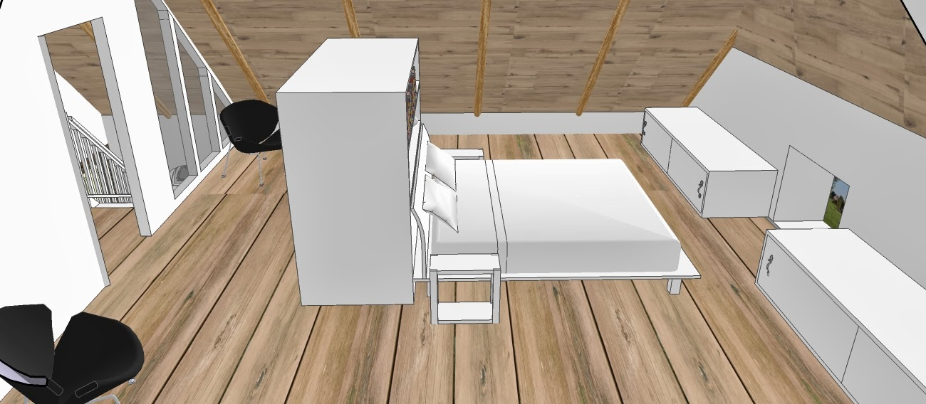 I d k a r i n ontwerp verbouwde boerderij chaam - Ontwerp van slaapkamers ...
