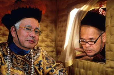 Makhluk Pelingkup Segar Dari Ladang Ternak PMO Demi Memperkasa Perdana Menteri