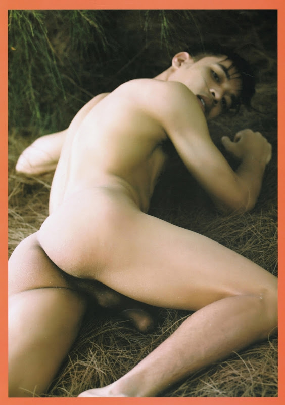 12 Cave Naked Thai Magazine with Hot Asian Cock