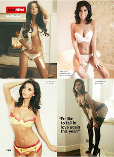 Lucy Mecklenburgh  Nuts UK Magazine Photoshoot January 2014 HQ Pictures