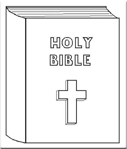 Free Printable Coloring Sheets For Children's Church