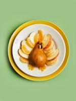 паун от плодове