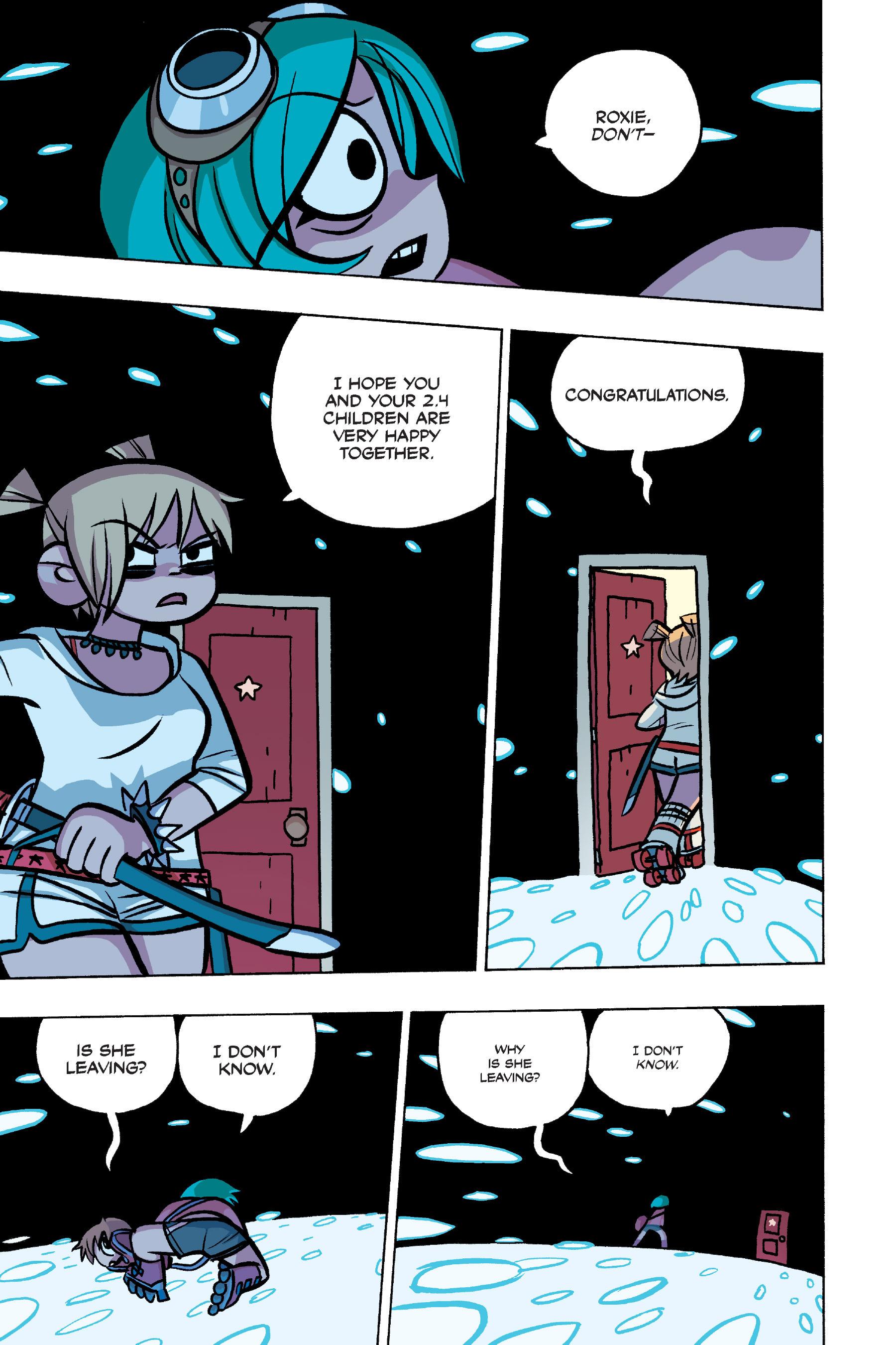 Read online Scott Pilgrim comic -  Issue #4 - 121
