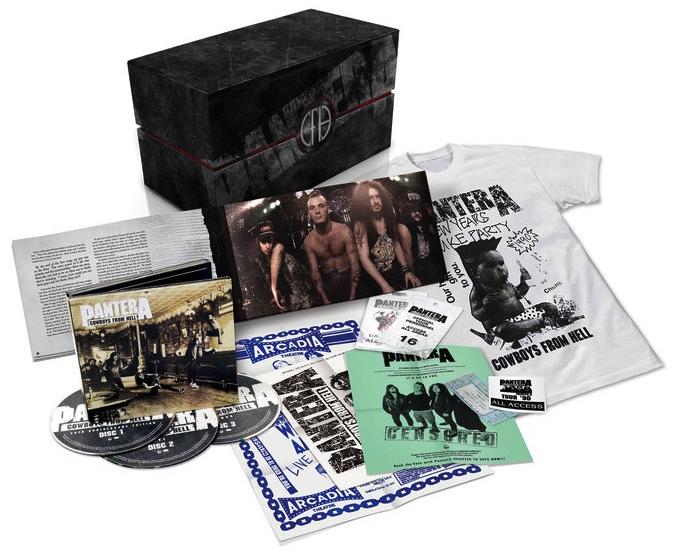 Pantera - CFH 20th Anniversary - Deluxe Box
