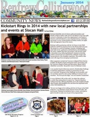 Jan 2014 RCC News