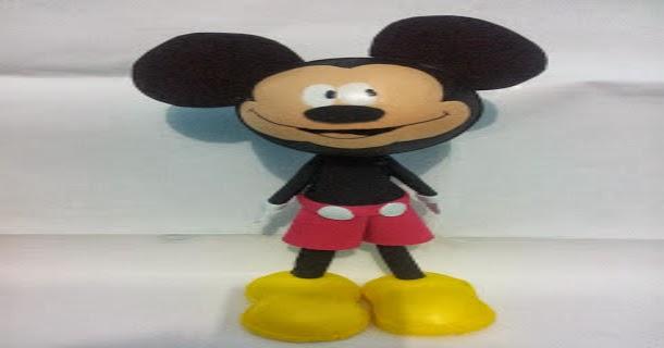 Mickey de EVA