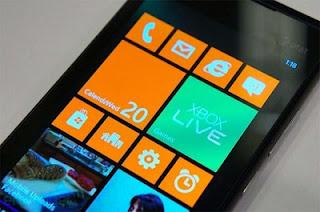 Update Windows Phone7.8 Dihentikan Sementara