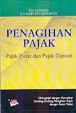 toko buku rahma: buku PENAGIHAN PAJAK, pengarang ida zuraida, penerbit ghalia indonesia