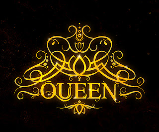 Group Of Queen Logo Wallpaper On