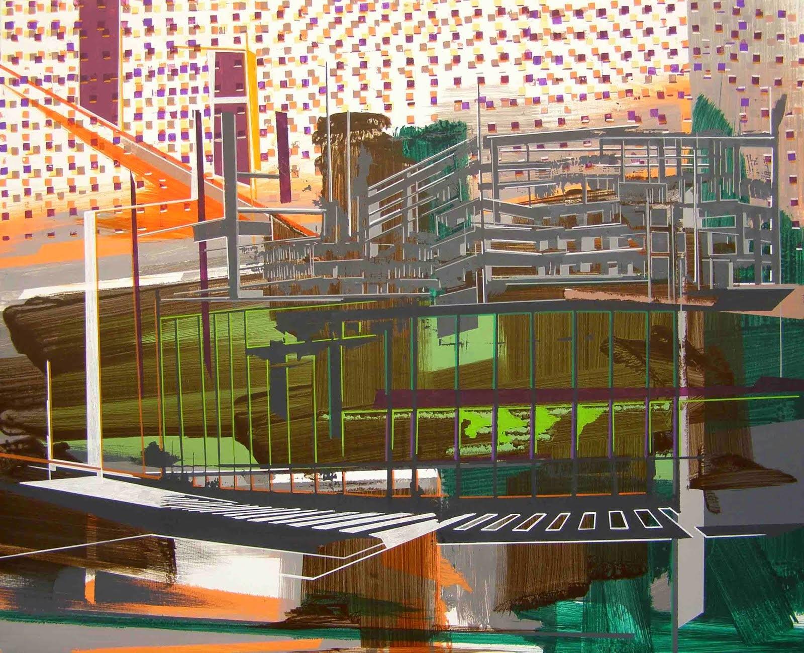 Mostre al teatro san teodoro di cant inaugurazione for Moderni piani di palafitte