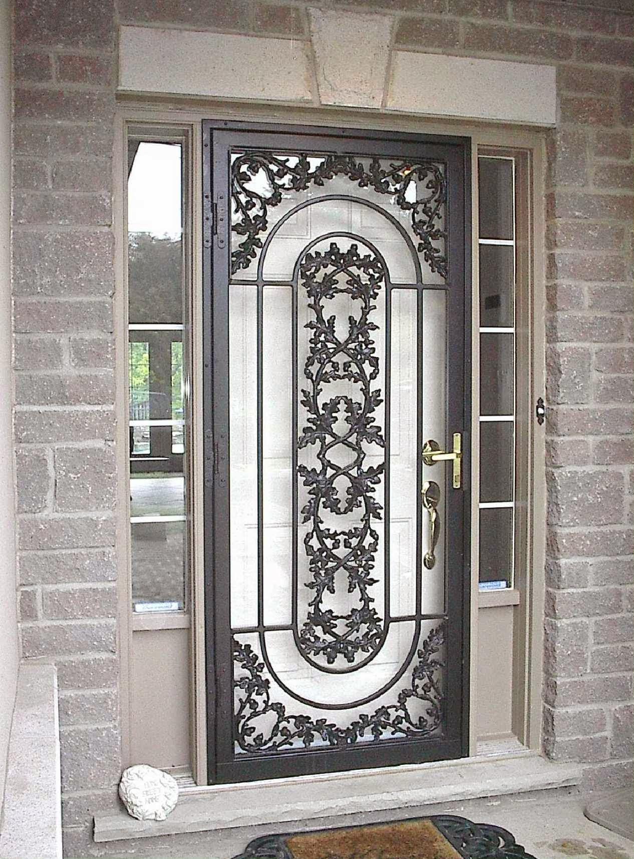 Nice Design Storm door ideas