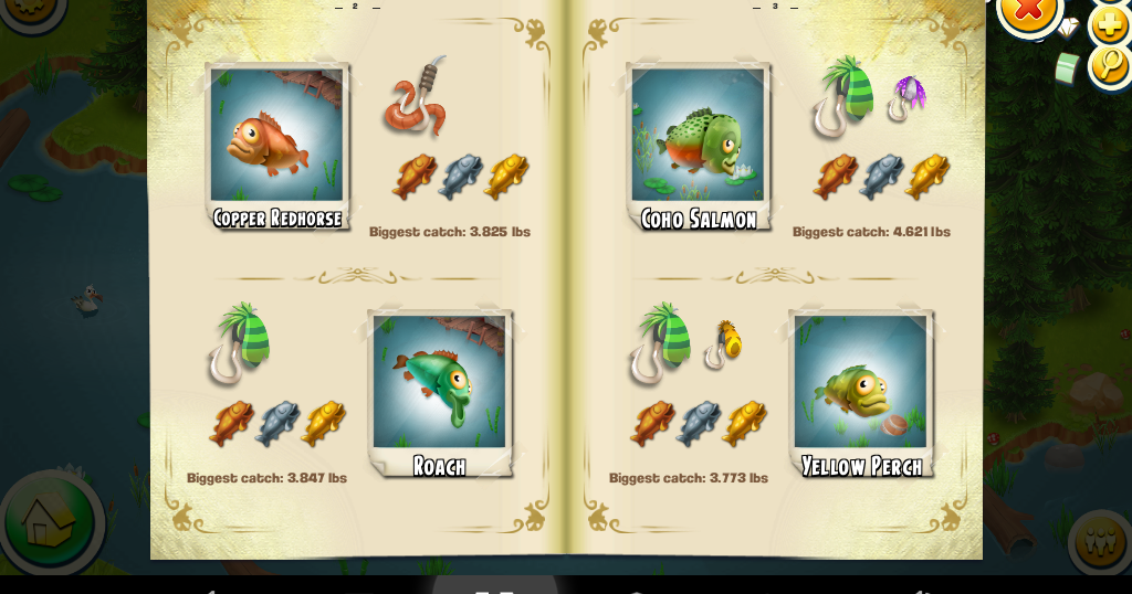 Hay Day Town Buildings Cost