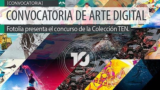 Fotolia presenta el concurso de la Colección TEN