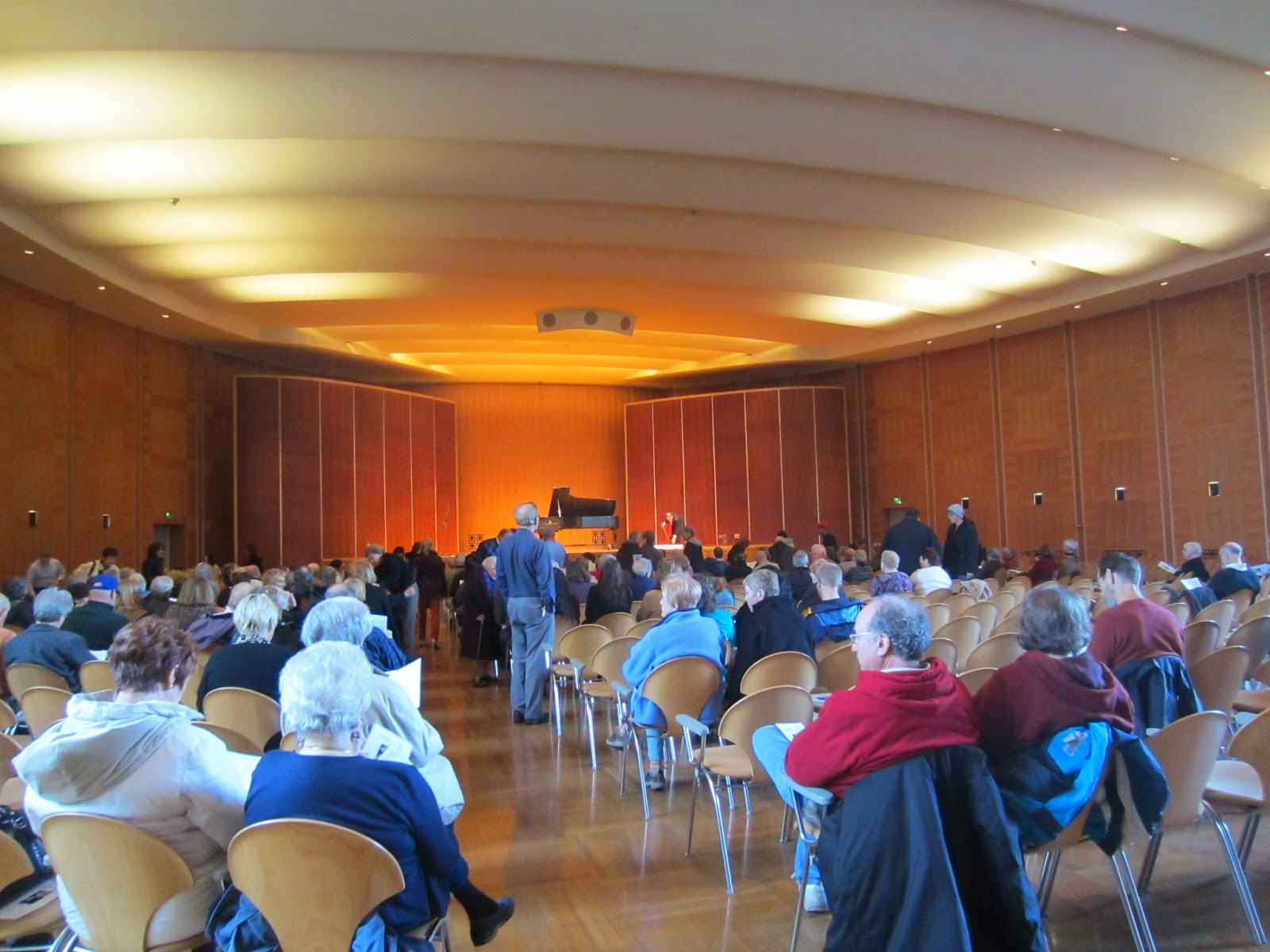 Image result for kleinhans music hall mary seaton room