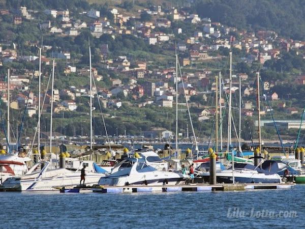 Wir genießen unseren Urlaub in Vigo und am Strand und ich habe für euch einige Eindrücke festgehalten ...