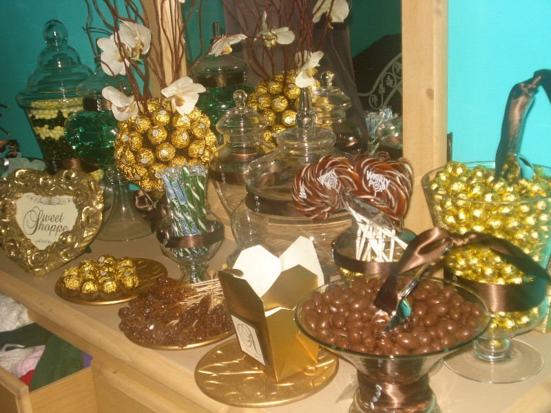Ideas para tu Candy Bar