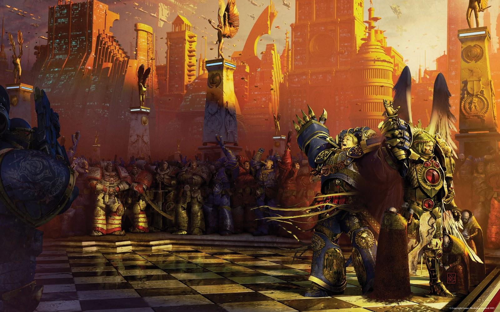 Horus Heresy Book Cover Art : Warhost k horus heresy wallpapers part
