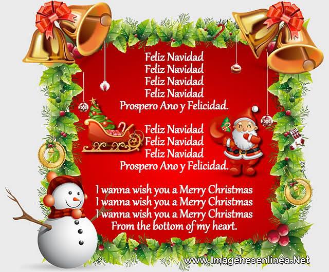 Feliz navidad y prospero a o nuevo im - Frases de feliz navidad y prospero ano nuevo ...
