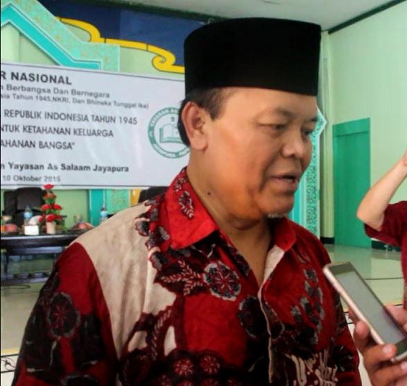 Wakil Ketua MPR : Hak-Hak Orang Papua Harus Dipenuhi