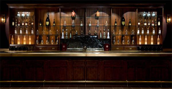 modern and elegant bar design 2015 with lighting style with modern coat rack and bottle back bar lighting